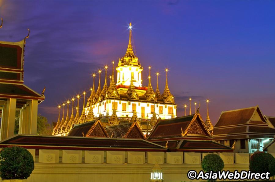 loha-prasat-temple